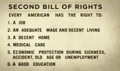 SECOND BILL OF RIGHTS