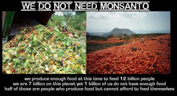 We Don't Need Monsanto