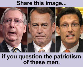 Share this image if you question the patriotism of these men